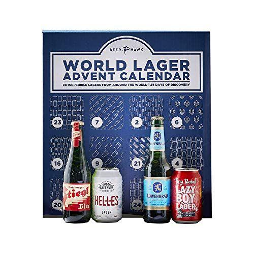 World Beer Christmas Advent Calendar 24 Bottle 2019 Edition