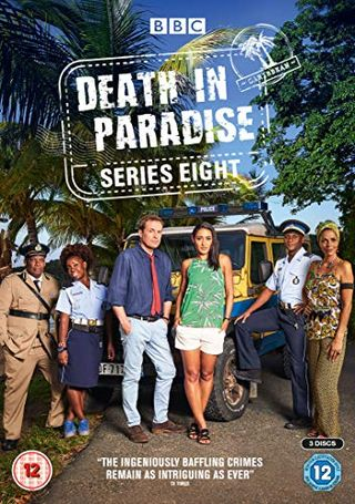 Death In Paradise Series 8 DVD