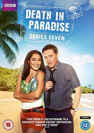 Death in Paradise - Series 7 DVD