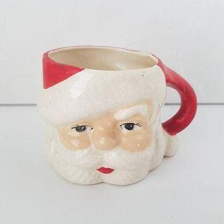 Vintage Santa Mugs To Buy How To Shop Retro Santa Mugs Online