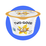 Two Good Vanilla Greek Style Yogurt