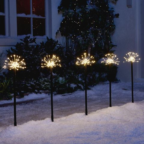 Outdoor Lights 23 Outside, Outdoor Icicle Lights Warm White Argos