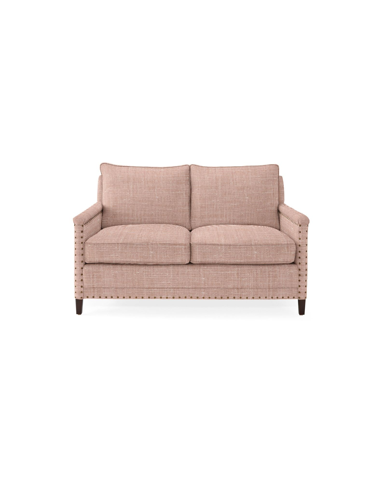 Astounding Spruce Street Loveseat With Nailheads Caraccident5 Cool Chair Designs And Ideas Caraccident5Info