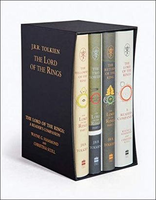 The Lord of the Rings Hardcover Box