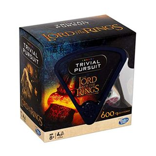 Lord of the Rings Trivial Pursuit
