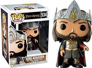 King Aragorn Funko Pop!  Vinyl