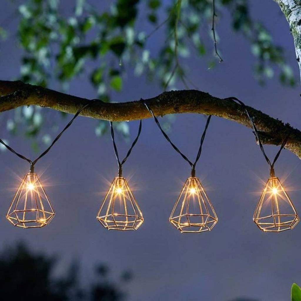 10 statement palm tree lights