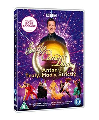 Strictly Come Dancing: Anton's Truly Madly Strictly [DVD] [2019]