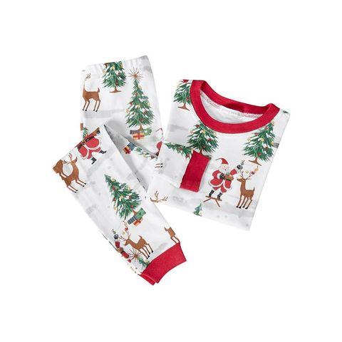 14 Best Christmas Pajamas For Kids 2019 Cute Kids Christmas Pjs