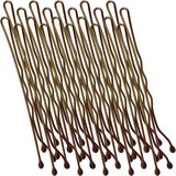 Brown Bobby Pin Set 45 Count
