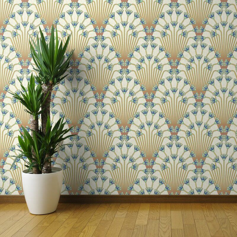 3D Leaves A2065 Removable Wallpaper Self Adhesive Wallpaper Extra Large Peel /& Stick Wallpaper Wallpaper Mural AJ WALLPAPERS
