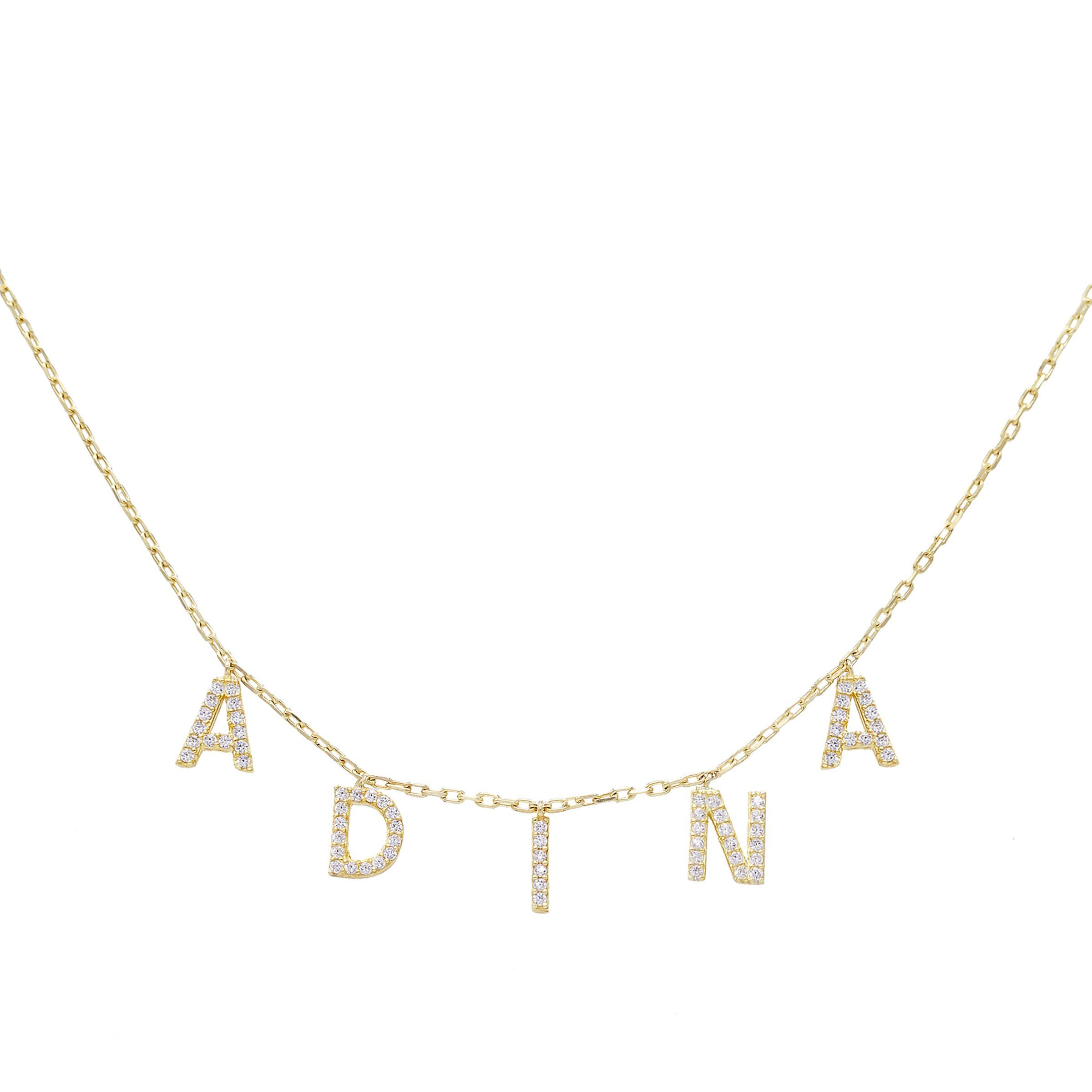 Cly Jewelry Personalized Last Name