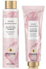 Rose water shampoo