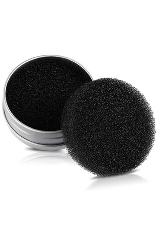 Makeup Brush Cleaner 2-in-1 Color Removal Sponge