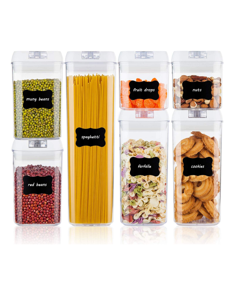Airtight Food Storage Container Set