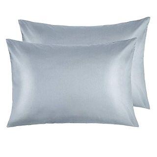 NTBAY Zippered Satin Pillowcases