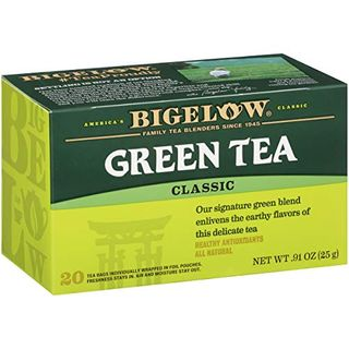 Sachets de thé vert Bigelow