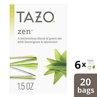 Sachets de thé vert Tazo Zen