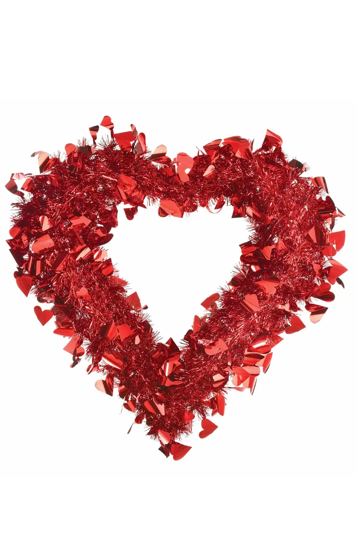 XO Wreaths. Valentines Day Wreath Set Valentines Day Decorations