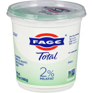 FAGE Low-Fat Plain Greek Yogurt
