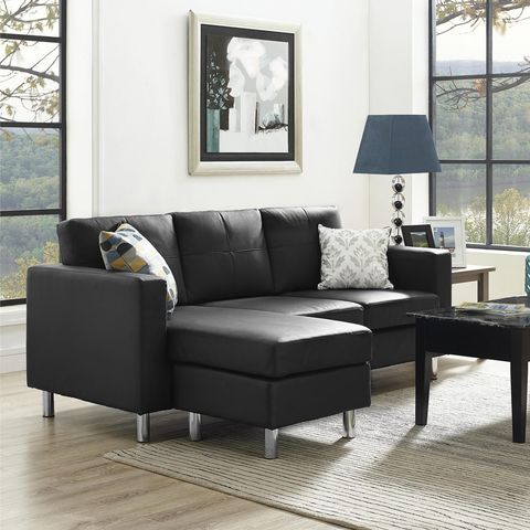 12 Best Sectionals for Small Spaces - Small Sectional Sofas