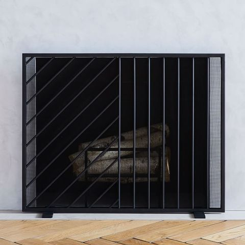 15 Best Fireplace Screens For Winter 2020 Decorative Fireplace Screens