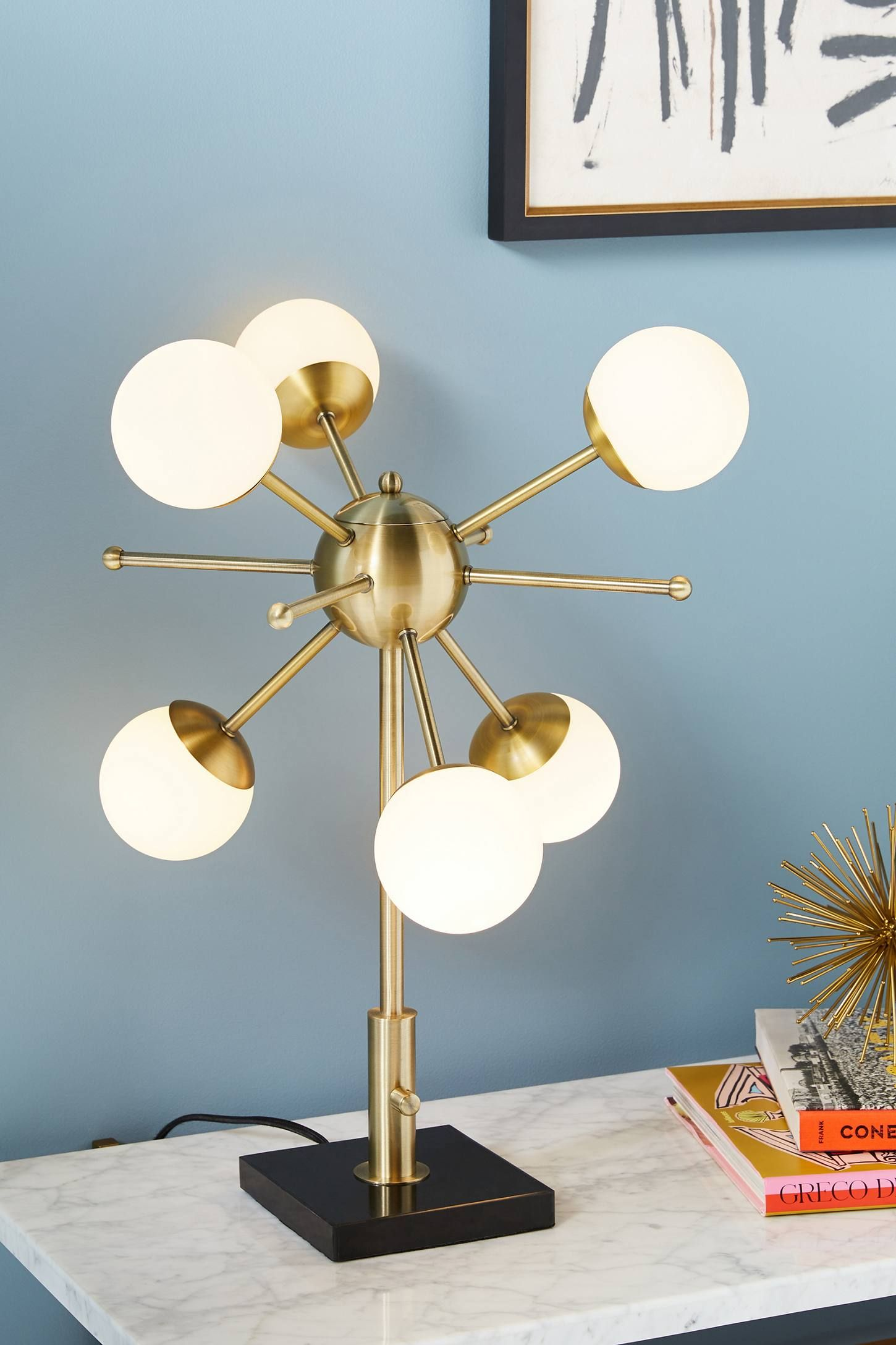 25 Modern Nightstand Lamps For Bedroom Bedside Table Lamps