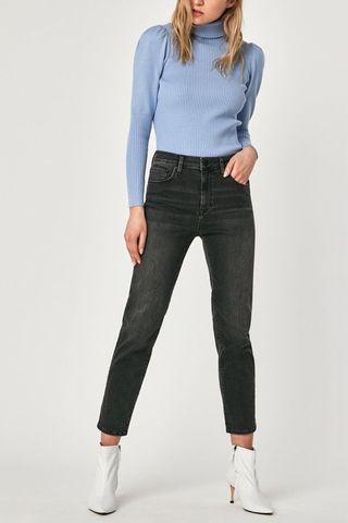 Lea Straight-Leg Jeans