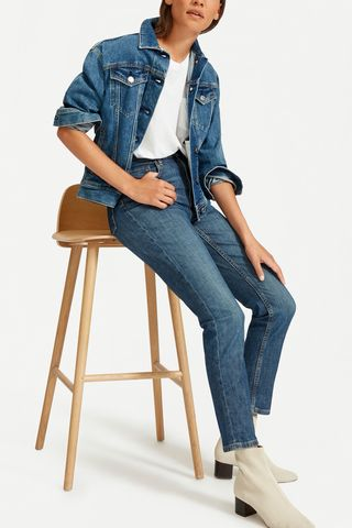 Cheeky Straight Jean