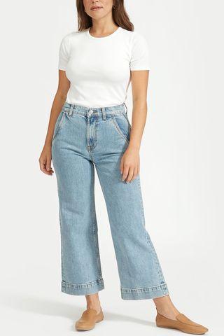 The Wide Leg Jean