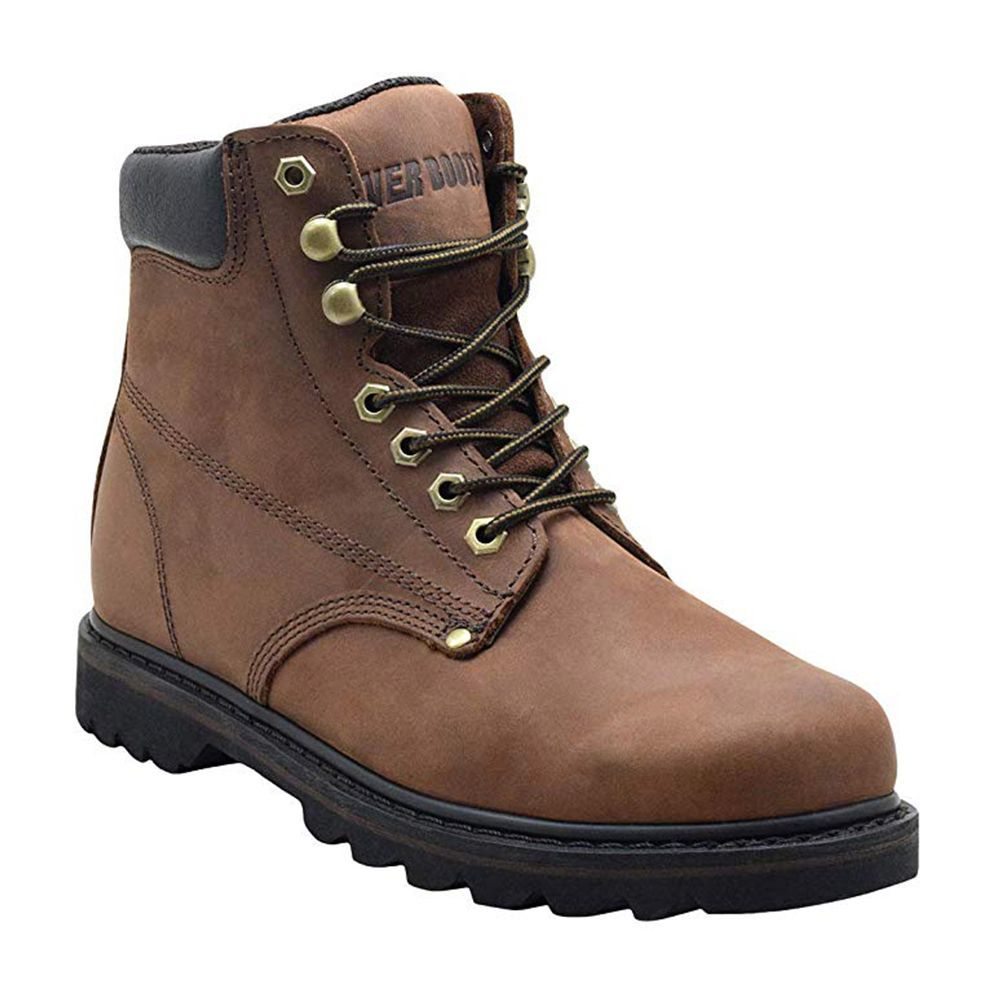 most comfortable leather boots mens