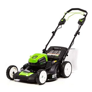 PRO 21-Inch Self-Propelled Lawn Mower