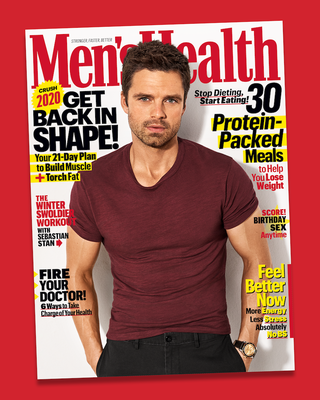 Men's Health Subscription