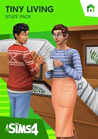 The Sims 4: Tiny Living Stuff Pack (PC Code - Origin)