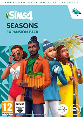 The Sims 4: Seasons Expansion Pack (PC Download Code)