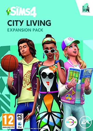 The Sims 4: City Living Expansion Pack (PCCode - Origin)