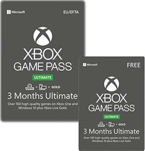Xbox Game Pass Ultimate 3 Month Membership   + 3 Months FREE