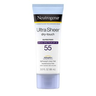 Neutrogena Ultra Sheer Dry-Touch Sunscreen SPF 55