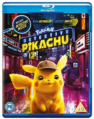 Pokémon Detective Pikachu [Blu-ray] [2019]