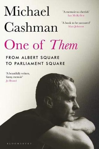 One of them: from Albert Square to Michael Cashman's Parliament Square