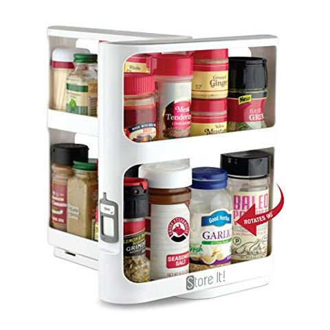Organize Spices In Pantry