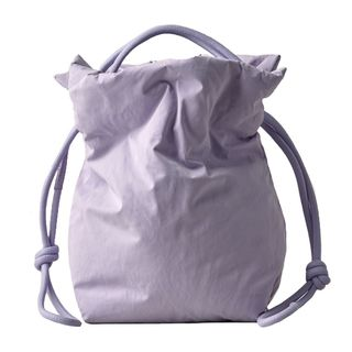 Mini Padded Drawstring Bag