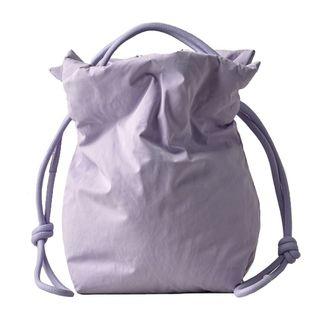 Mini sac à cordon rembourré