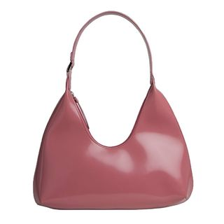 Amber Patent Leather Bag
