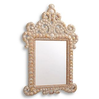Seashell Mirror