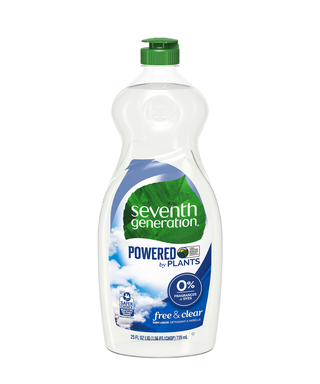 Free & Clear Liquid Dish Soap