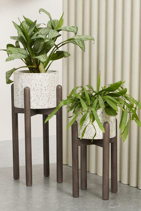 Best Indoor Plant Pot Stands Planter On Legs Standing