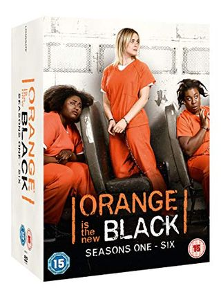 Orange is the New Black - Seasons 1-6