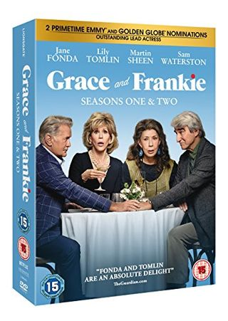Grace and Frankie - Seasons 1-2