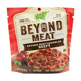 Beyond Meat Beyond Beef Crumbles, 10 oz (2 Pack)